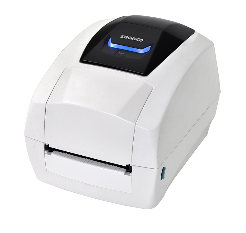 T4ES 203 dpi Desktop label printer